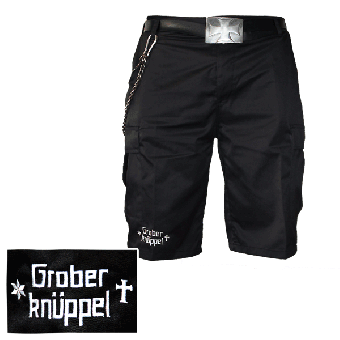 "Grober Knüppel ""Logo"" - Shorts / Pants"