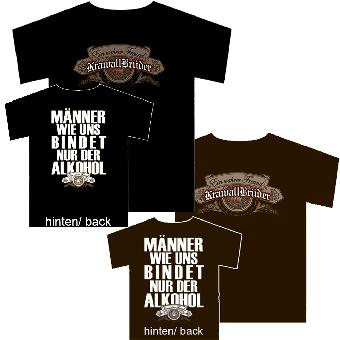"""KrawallBrüder """"Ein wahrer Freund"""" T-Shirt"""