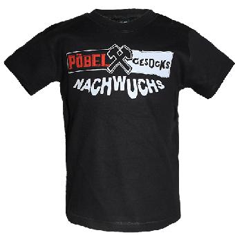 "Pöbel & Gesocks ""Nachwuchs"" Kids Shirt"