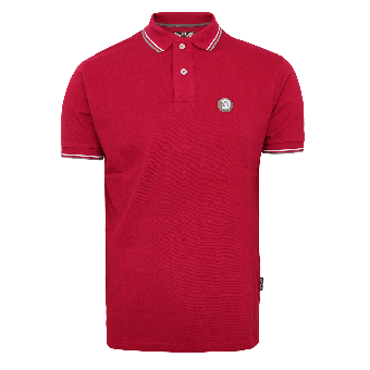 "Trojan ""Classic"" Polo (red)"