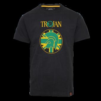 "Trojan ""Jamaica"" T-Shirt (black)"