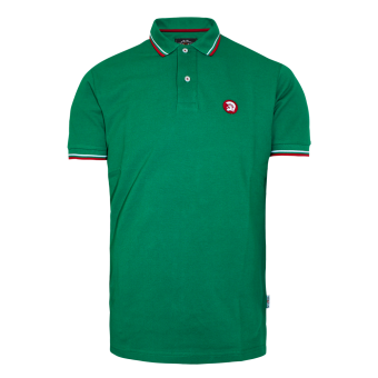 "Trojan ""Small Trojan"" Polo (green)"