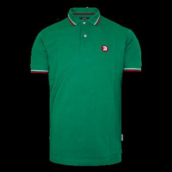 "Trojan ""Small Trojan"" Polo (green)"