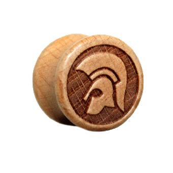 Trojan Plug Holz (reduziert)