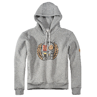 "PGWear ""Hooligan"" Hooded (grey)"