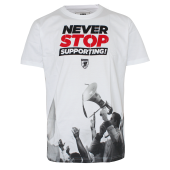 "PGWear ""Never Stop"" T-Shirt (white)"