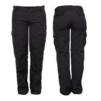 Mil-Tec BDU Girl Pants (black)