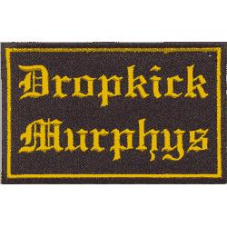 Dropkick Murphys - Aufnäher/patch (gestickt)