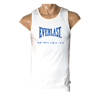 """Everlast  """"Tory"""" Wifebeater  (weiss / white)"""