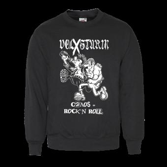 "Volxsturm ""Chaos Rock`n`Roll"" - Sweatshirt"