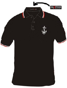 "Volxsturm ""Anker"" Polo-Shirt"
