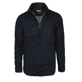 "VOI ""Detect"" Jeans Workershirt (black)"