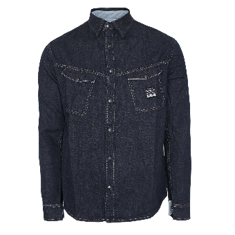 "VOI ""Spike"" Jeans Workershirt (denim)"