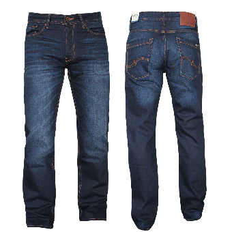 "VOI ""Norton"" Jeans (dark raw)"