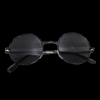"""Sonnenbrille """"John"""" (schwarz)"""