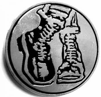 Boots - Gürtelschnalle / buckle