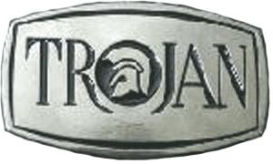Trojan - Gürtelschnalle / buckle