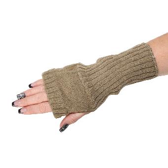 Handschuhe Fingerlos (oliv)