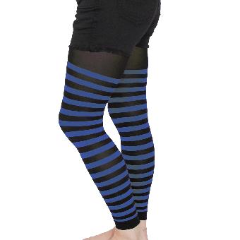 """Leggings """"Stripe"""" (blue)"""