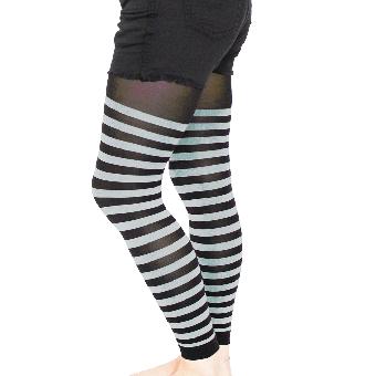 """Leggings """"Stripe"""" (black/white)"""