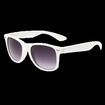 Retro Sunglasses (white)