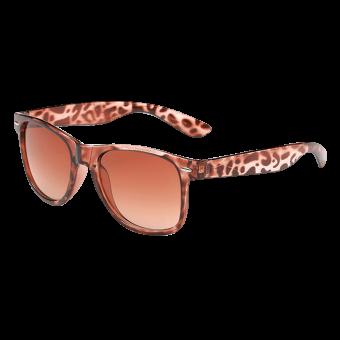 Retro Sunglasses (leopard)