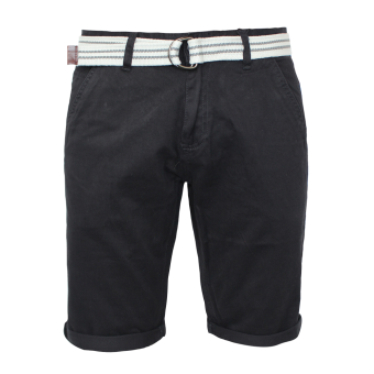 "Smith&Jones ""Cleithral"" Chino Shorts (black)"