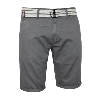 "Smith&Jones ""Cleithral"" Chino Shorts (charcoal)"