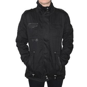 "Brandit ""Vintage"" Girly Jacket (black)"