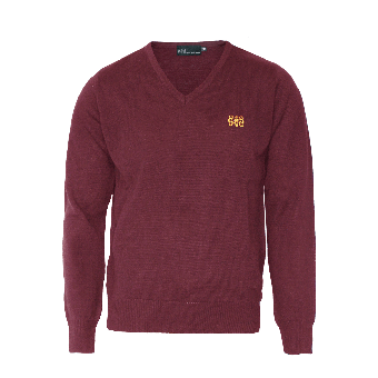 "Spirit of the Streets ""Classic"" Jumper (Pullover) (burgund)"