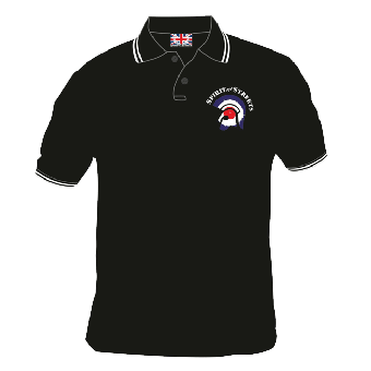 "Spirit of the Streets ""Trojan"" Polo"