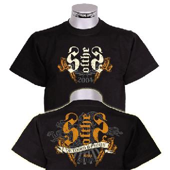 "Spirit of the Streets #32 ""Tattooed III"" T-Shirt"