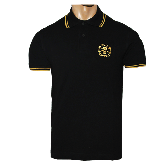 "Evil Conduct ""Skull"" Polo Shirt"
