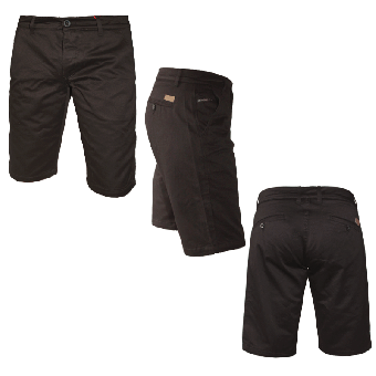 "Spirit of the Streets ""William"" Chino Shorts (old chocolate) (reduziert)"