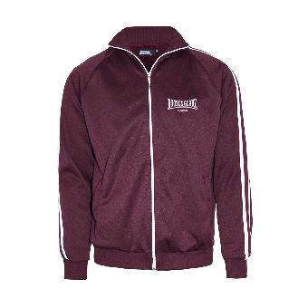 """Booze & Glory """"Logo"""" Training Jacket (burgundy)"""