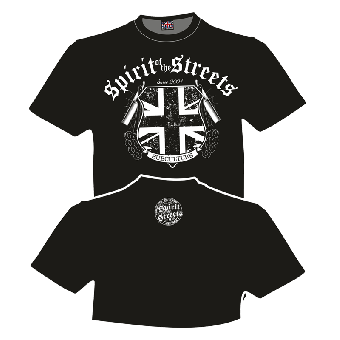 "Spirit of the Streets #36 ""Union Jack"" T-Shirt"