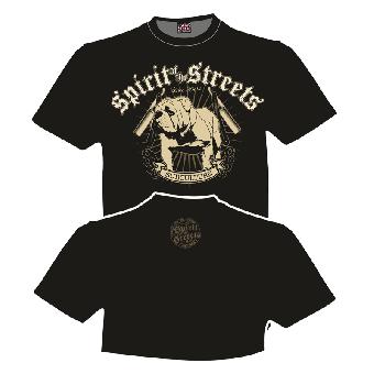 "Spirit of the Streets #38 ""Bulldog III"" T-Shirt"