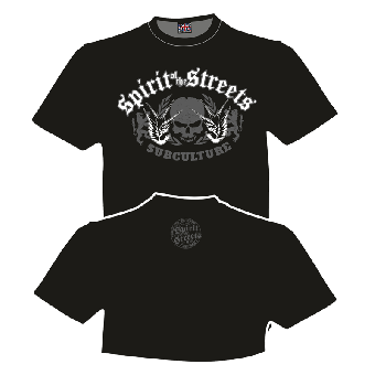 "Spirit of the Streets #39 ""Jailbirds II"" T-Shirt"
