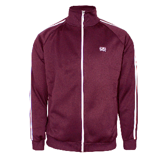Spirit of the Streets Trainingsjacke (burgundy)