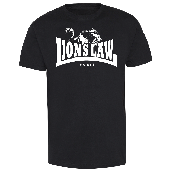 "Lion`s Law ""Logo"" T-Shirt"