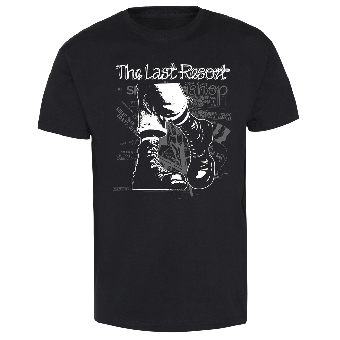 "Last Resort, The ""Shop"" T-Shirt (black)"