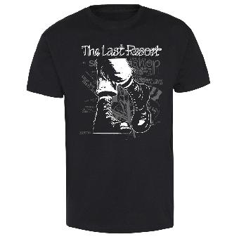 "Last Resort, The ""Shop"" T-Shirt (black)"