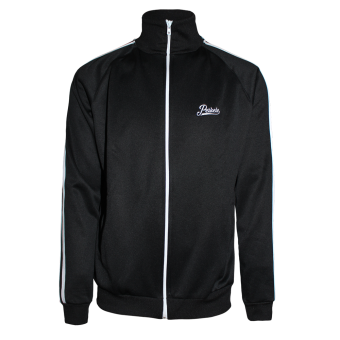 "Perkele ""EST.1993"" Trainingsjacke (2 Stripes) (schwarz)"