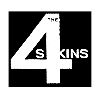 4 Skins - Stoffaufnäher (Druck)