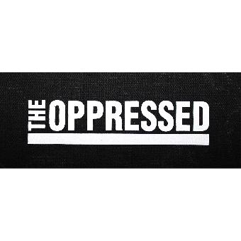 Oppressed,The - Stoffaufnaeher (Druck)