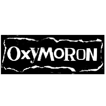 Oxymoron - Stoffaufnaeher (Druck)