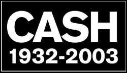 Cash 1932-2003 - Aufnäher/patch - (Druck)