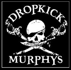 Dropkick Murphys (Pirate) - Aufnäher/patch - (Druck)