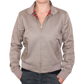 Harrington Jacket Girly (beige)