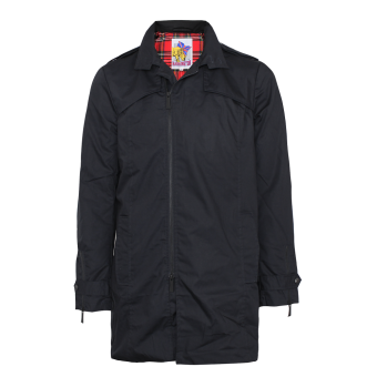 Harrington Trenchcoat (black)